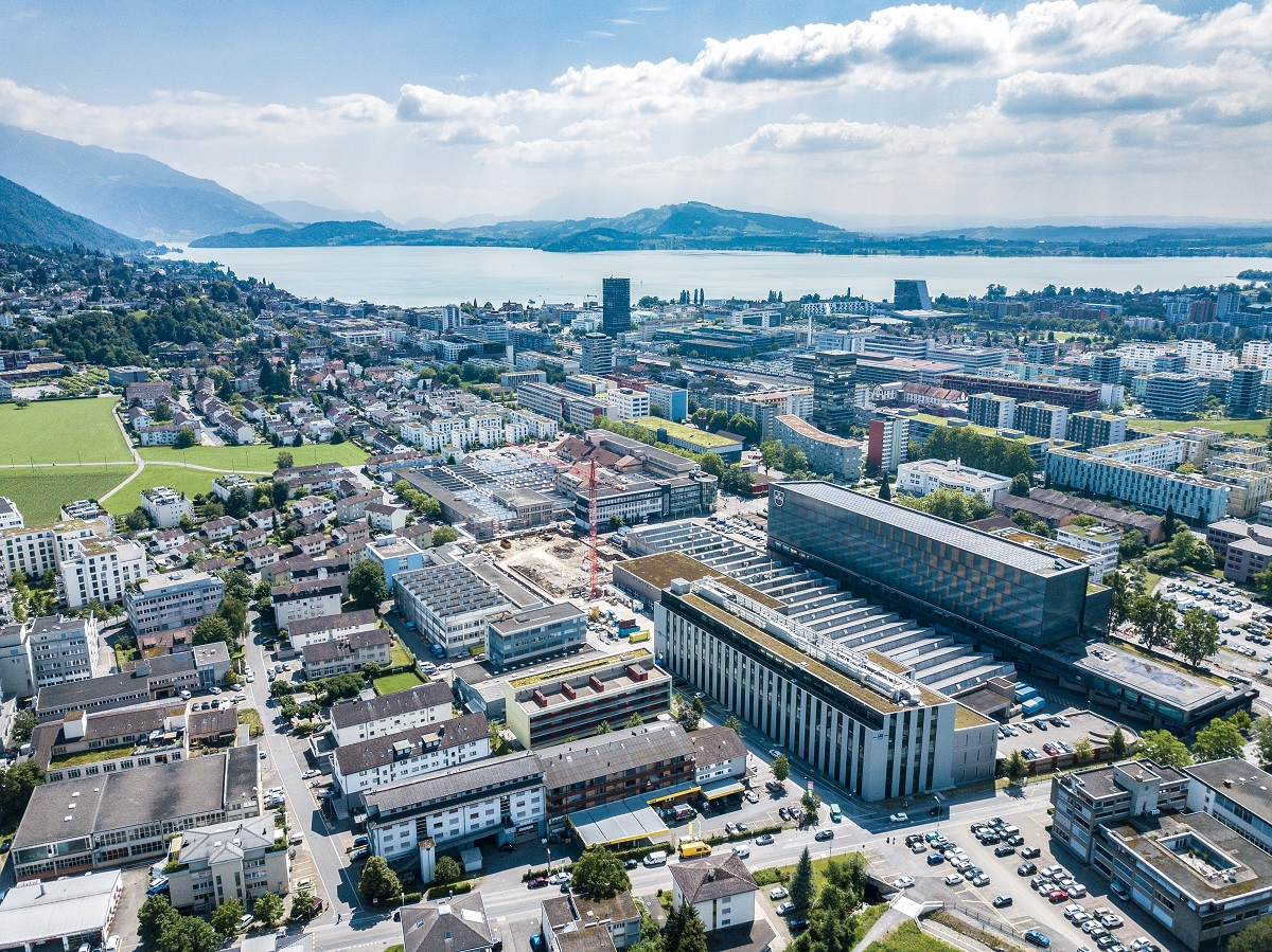 Tech Cluster in Zug