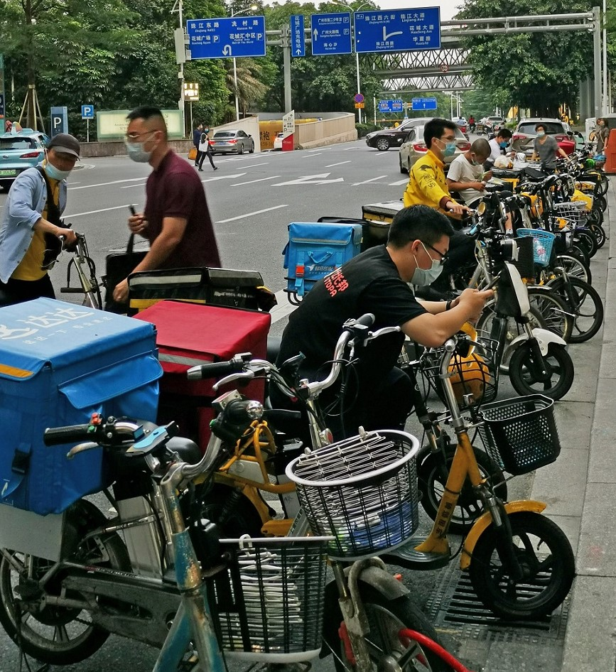 food delivery guangzhou