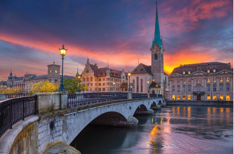 Zurich inhabitants value their city