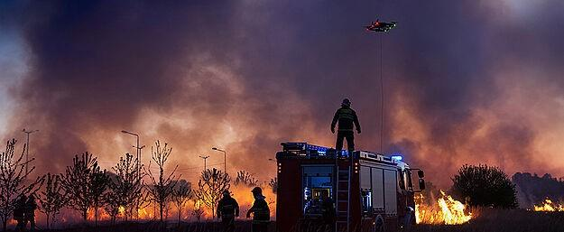 Fotokite from Greater Zurich to supply German fire services with drones