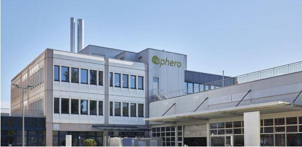 New headquarters of biotech InSphero in Greater Zurich