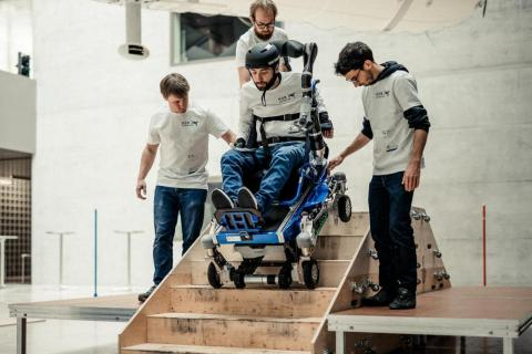 Cybathlon helping to advance human technology