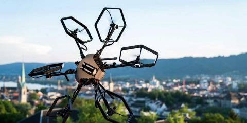 Switzerland is a global drone pioneer