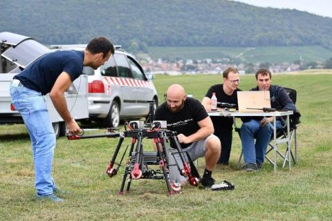 Switzerland: a test bed for drone innovation