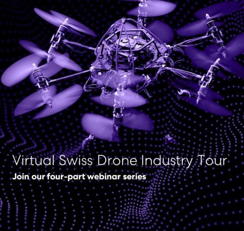 Virtual Swiss Drone Industry Tour